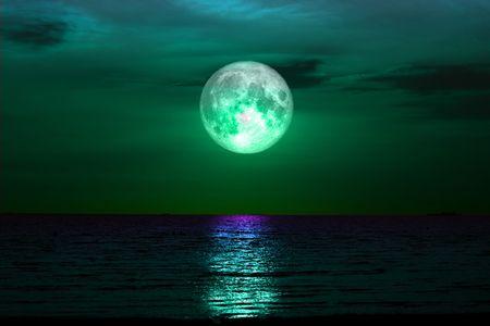 Wat beteken die ontdekking van water op die maan?