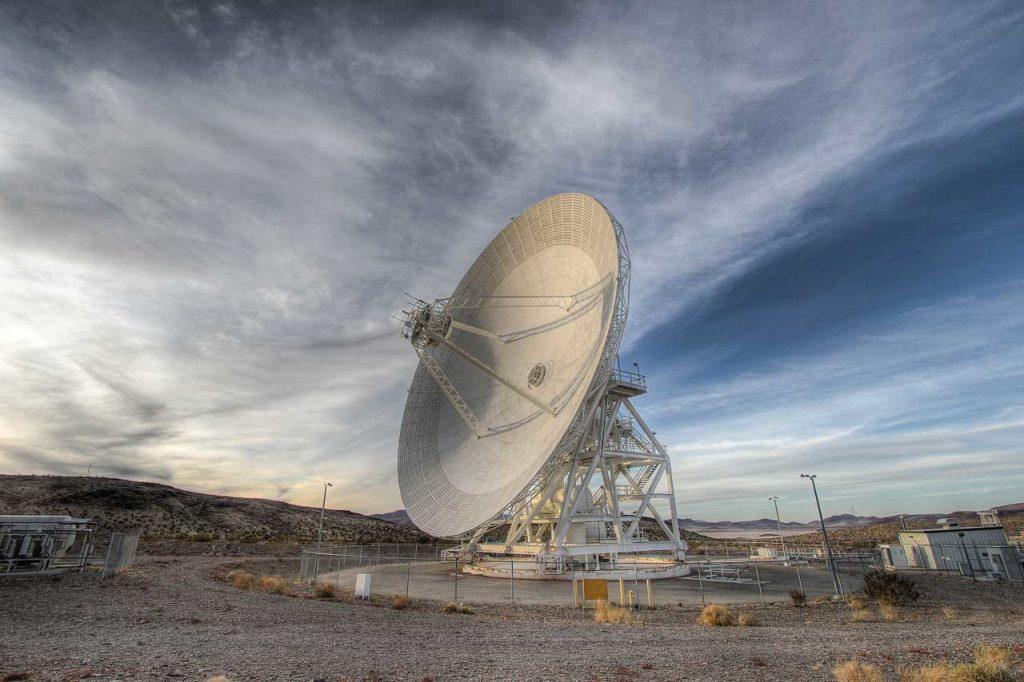 Diepruim kry nuwe antenna
